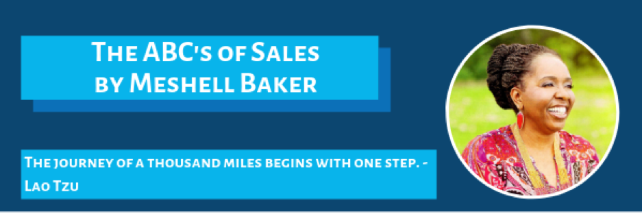 The ABC's of Sales