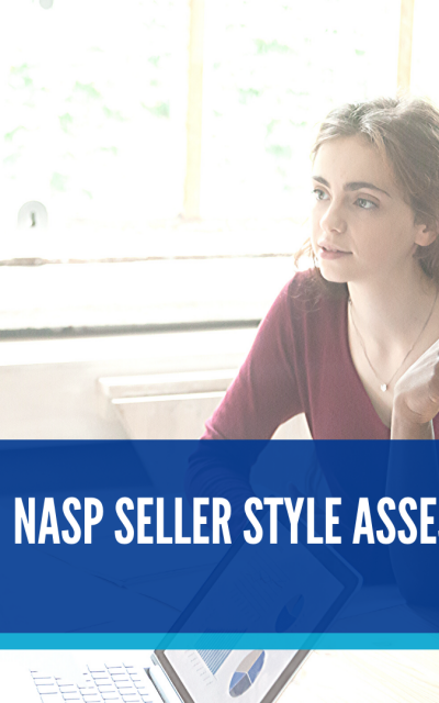 NASP Seller Style Assessment: An Overview